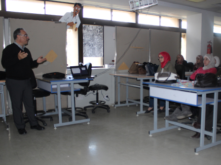 jordan university of science and technology architecture