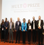 Closing Ceremony of Hult Prize