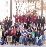 Fulda's Students Visit to GJU