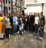 Students Visit Petra drugstore