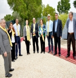 "The Opening of ""Biogas Production in Local Communities in Jordan"""