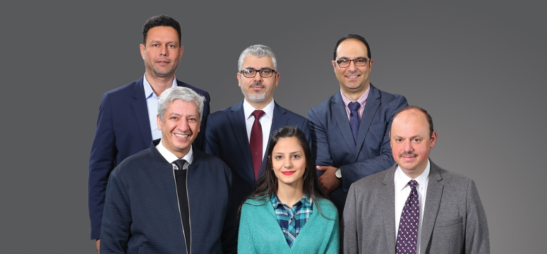 Administrative Office Team 2019