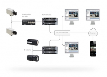 ip cameras and surveillance system
